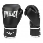 RĘKAWICE BOKSERSKIE EVERLAST CORE 2 BLACK